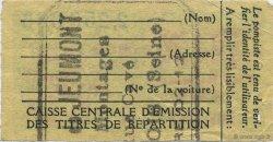 10 Litres FRANCE régionalisme et divers  1940  SUP