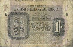 1 Shilling ANGLETERRE  1943 P.M002 pr.TB