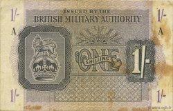 1 Shilling ANGLETERRE  1943 P.M002 TB à TTB