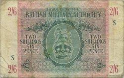 2 Shillings 6 Pence ANGLETERRE  1943 P.M003 TB