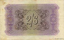 2 Shillings 6 Pence ANGLETERRE  1943 P.M003 TTB