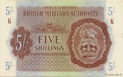 5 Shillings ANGLETERRE  1943 P.M004 SPL