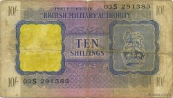 10 Shillings ANGLETERRE  1943 P.M005 TB