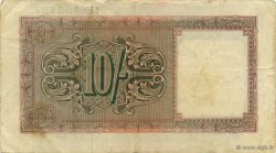10 Shillings ANGLETERRE  1943 P.M005 TTB