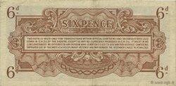 6 Pence ANGLETERRE  1946 P.M010 TTB+