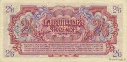 2 Shillings 6 Pence ANGLETERRE  1946 P.M012 TTB+