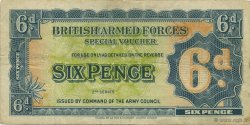 6 Pence ANGLETERRE  1948 P.M017a TB