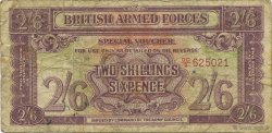 2 Shillings 6 Pence ANGLETERRE  1948 P.M019b B
