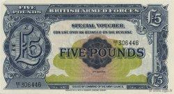 5 Pounds ANGLETERRE  1958 P.M023 pr.NEUF