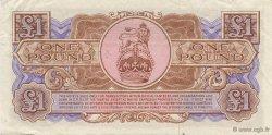 1 Pound ANGLETERRE  1956 P.M029a TTB