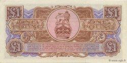 1 Pound ANGLETERRE  1956 P.M029a NEUF