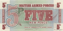 5 New Pence ANGLETERRE  1972 P.M044a NEUF