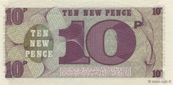 10 New Pence ANGLETERRE  1972 P.M045a NEUF