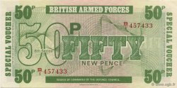 50 New Pence ANGLETERRE  1972 P.M046a NEUF