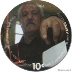 10 Cents AAFES ÉTATS-UNIS D