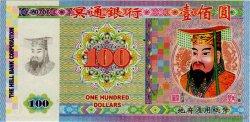 100 Dollars CHINE  2008  NEUF