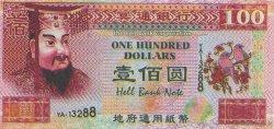100 Dollars CHINE  1990  NEUF