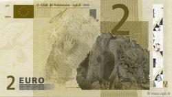 2 Euros Préhistoire FRANCE régionalisme et divers  2008  NEUF
