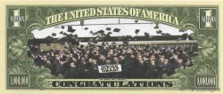 1000000 Dollars  UNITED STATES OF AMERICA  2005  UNC