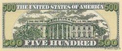 500 Dollars ÉTATS-UNIS D