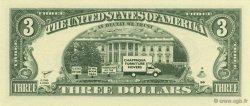 3 Dollars ÉTATS-UNIS D