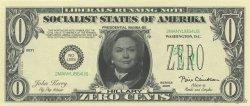 0 Dollars ÉTATS-UNIS D