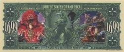 1699 Dollars ÉTATS-UNIS D
