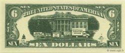 6 Dollars (Sex dollars) ÉTATS-UNIS D