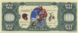1000000 Dollars  UNITED STATES OF AMERICA  2002