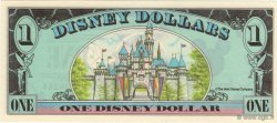 1 Disney dollar ÉTATS-UNIS D