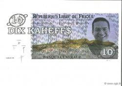 10 Kaheffs FRANCE régionalisme et divers  1998  NEUF