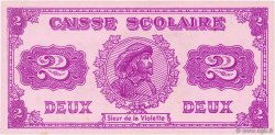 2 Dollars Scolaire - PTT - Théâtre CANADA  1920  TTB à SUP