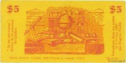 5 Dollars CANADA  1920  TTB à SUP