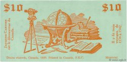 10 Dollars CANADA  1920  TTB à SUP