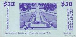 50 Dollars CANADA  1920  TTB à SUP