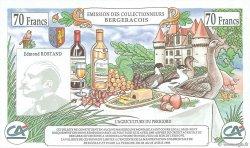 10 Ecu FRANCE régionalisme et divers  1995  pr.NEUF