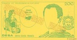 200 Francs Montesquieu FRANCE régionalisme et divers  1978  NEUF