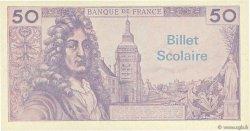 50 Francs Racine FRANCE régionalisme et divers  1962  SUP