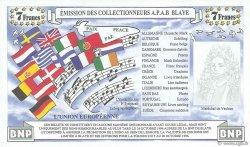 1 Euro / 7 Francs FRANCE régionalisme et divers  1996  NEUF