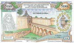 5 Euros / 35 Francs FRANCE régionalisme et divers  1996  NEUF