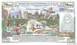 10 Euros / 70 Francs FRANCE régionalisme et divers  1996  NEUF