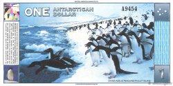 1 Dollar ANTARCTICA  1996  SPL