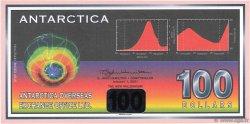 100 Dollars ANTARCTICA  1996  NEUF
