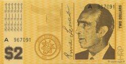 2 Dollars AUSTRALIE  1970 P.-- NEUF