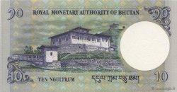 10 Ngultrum BHOUTAN  2006 P.29a NEUF