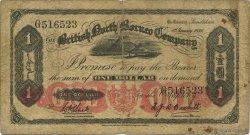 1 Dollar MALAISIE et BORNEO  1936 P.28 pr.TB