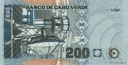 200 Escudos CAP VERT  2005 P.68a NEUF