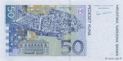 50 Kuna CROATIE  2002 P.40 NEUF