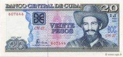 20 Pesos CUBA  2005 P.122b NEUF