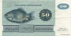 50 Kroner DANEMARK  1992 P.050j TTB